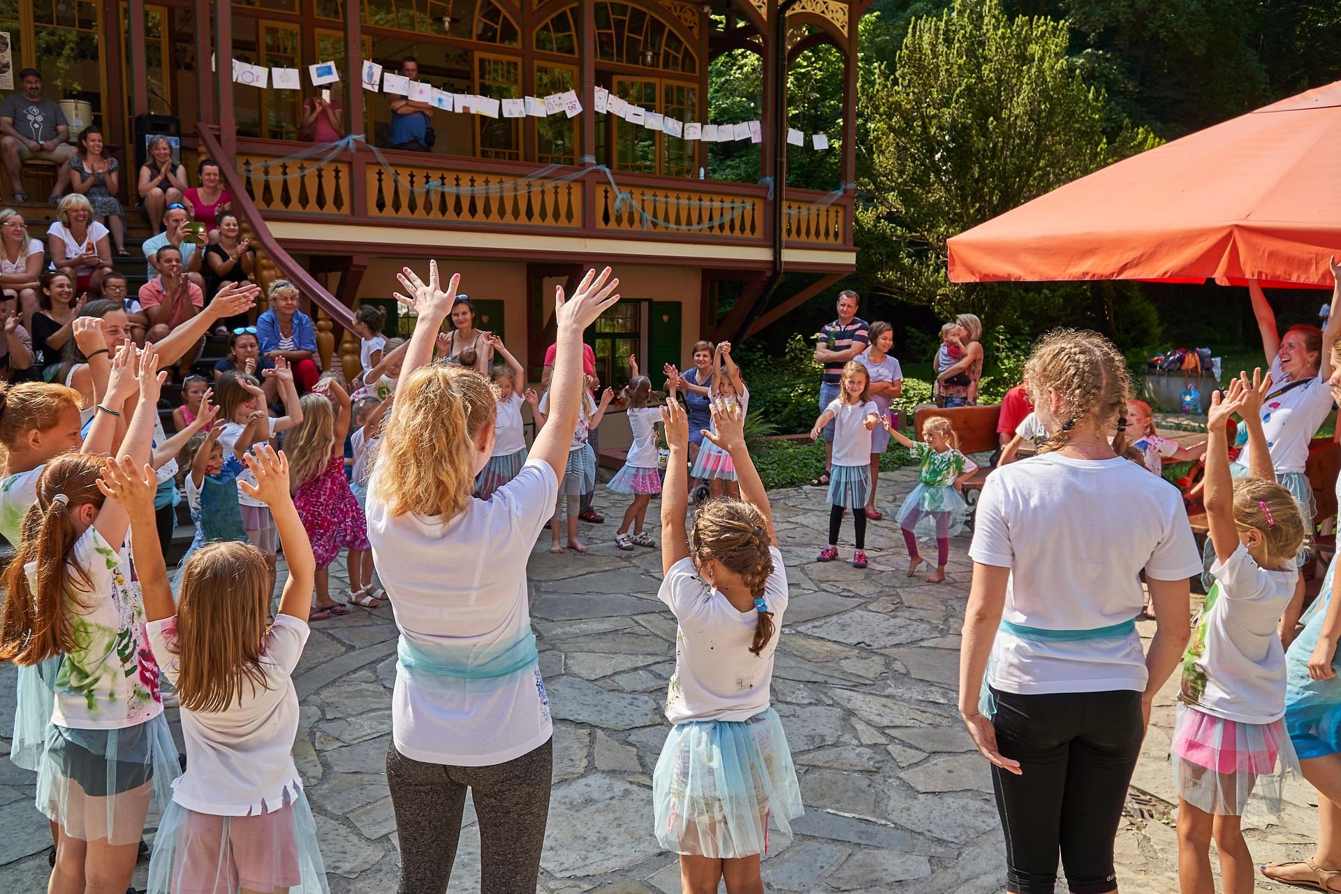 Tanec v srdci Rychlebských hor